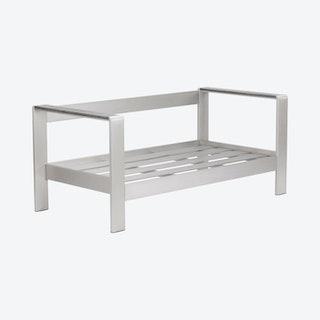 Cosmopolitan Outdoor Sofa Frame - Silver