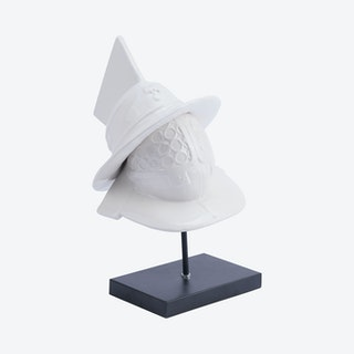 Quijote Figurine - White