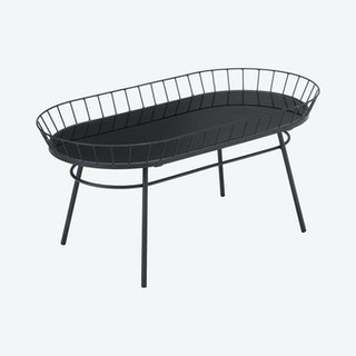 Lucas Side Table - Black