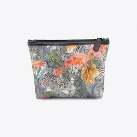 The Jungle Jungle Makeup Bag in Gift Box