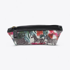 The Jungle Jungle Mini Makeup Bag
