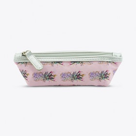 The Pineapple Cliche Mini Makeup Bag