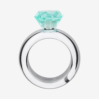 I Do Diamond Cap Bracelet Flask
