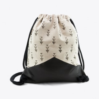 Printed Thamy Backpack