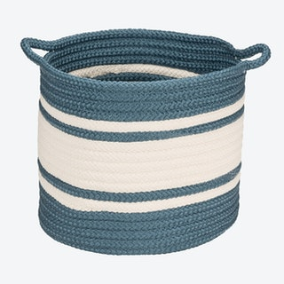Outland Basket - Blue