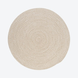 Tremont Round Area Rug - Natural