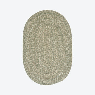 Tremont Oval Area Rug - Palm