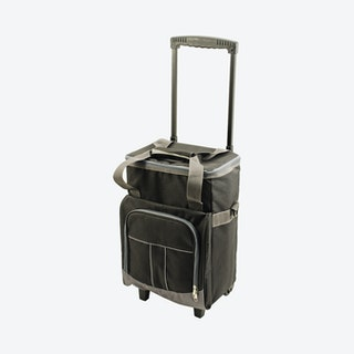 Journey 6-Bottle Suitcase