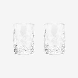 Gem Crystal Tumblers - Set of 2