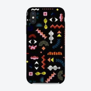 Joy Of Shapes Phone Case