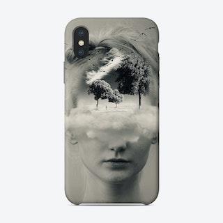 The Mind Phone Case