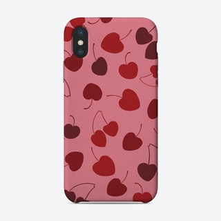 Cherry Love Phone Case