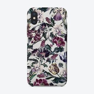 Fractal Flora Phone Case