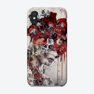 Queen Of Skull Phone Case