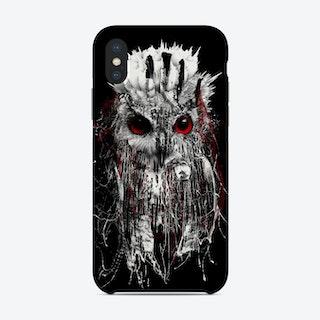 Owl Bw Phone Case