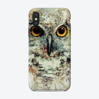 Owl 2 Phone Case