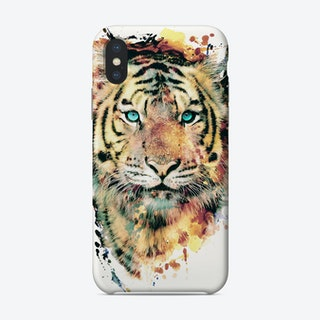 Tiger 2 Phone Case