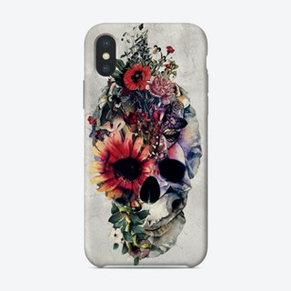 Two Face Skull 2 Phone Case