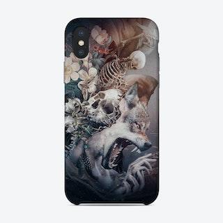 Wolf 2 Phone Case