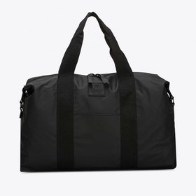 Monarch Twin Strap Holdall in Black