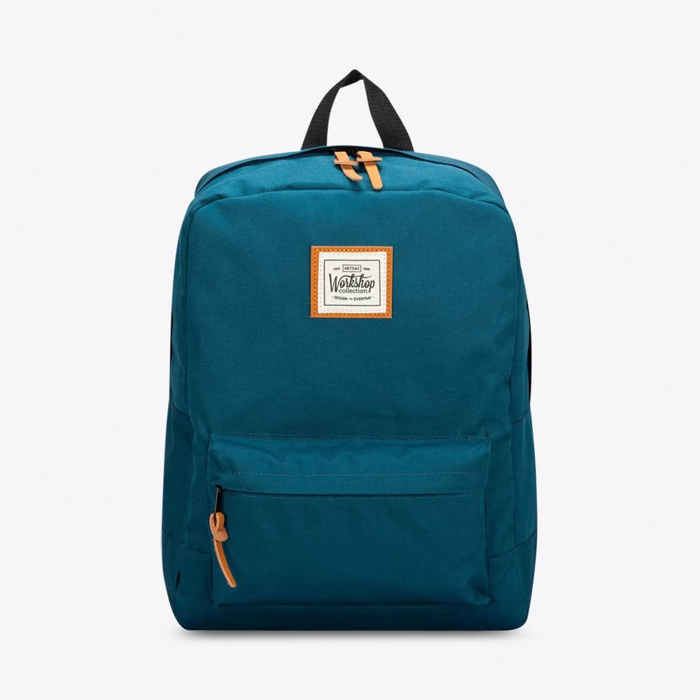 Dunbar Backpack in Teal