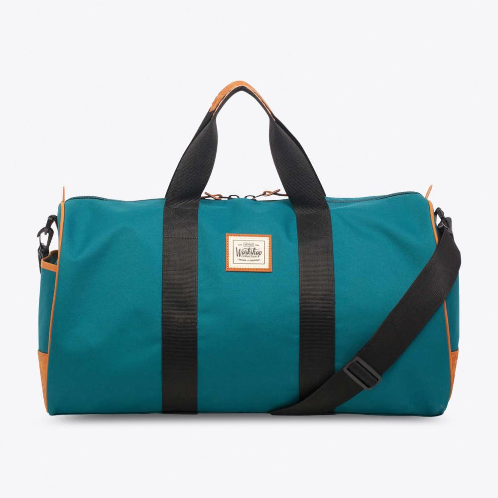 Weekender Bag in Teal
