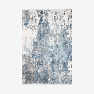 Gracee Area Rug - Ivory / Blue