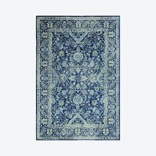 Amanda Area Rug - Dark Blue