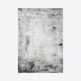 Hermione Area Rug - Beige / Grey