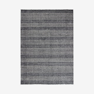Levon Area Rug - Charcoal