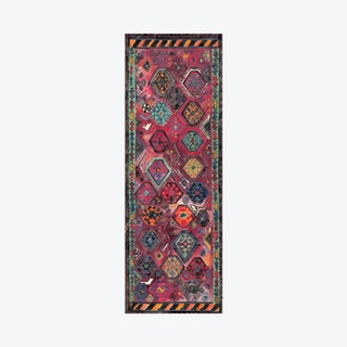 Cosmic Kilim Magic Carpet Yoga Mat