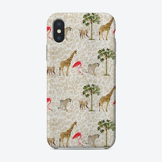Animal March Phone Case