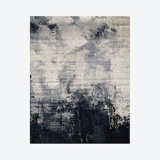Lagoon Alice Rug - Blue / Grey