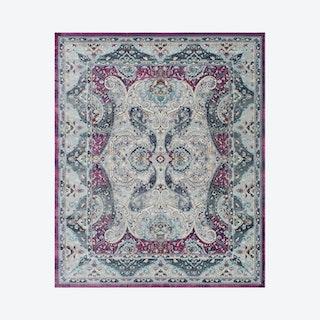 Westfield Linnea Rug - Silver / Pink