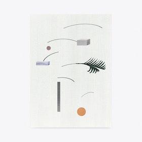Swift Mobile Art Print A3