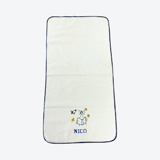 Draw Your Own Beach Towel Gift Set