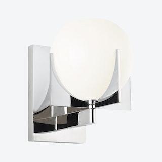 Abbott Sconce - Polished Nickel