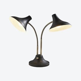 Ascot Desk Lamp - Black