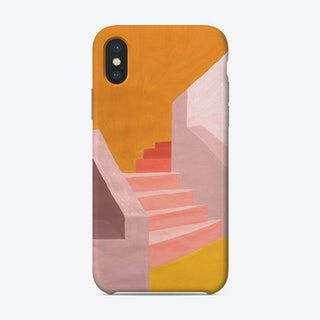 Summer Stairs Phone Case
