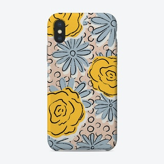 Floral Expression 3 Phone Case
