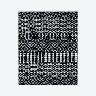 Ace Handmade Area Rug - Black