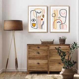 Feel Good Art Set by Dan Hobday