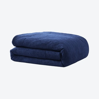 Snug Comforter - Navy