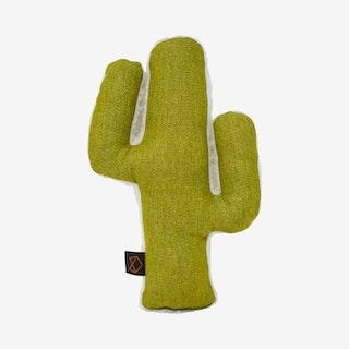 Cactus Dog Toy - Green