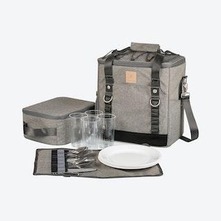 PT-Frontier Cooler - Heathered Grey