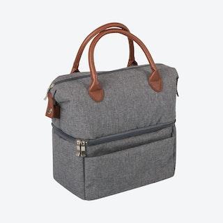 Urban Lunch Bag - Heathered Grey