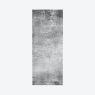 Corridor Floor Mat - Gray Concrete