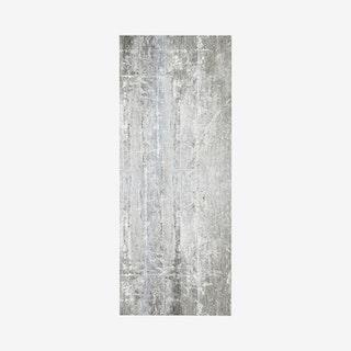 Rough Concrete Corridor Floor Mat
