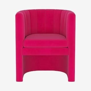 Barkley Chair - Regal Sangria