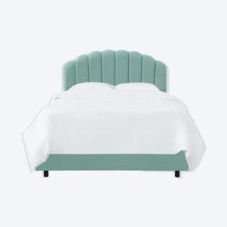 Claremont Bed - Caribbean